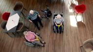 Eingeschränkte Bewegung: Senioren sollen mobil sein - das wird in der Coronakrise zum Problem.