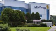 Der britisch-schwedische Pharmaziekonzern AstraZeneca
