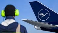 Die Lufthansa verzeichnete im ersten Quartal des Jahres 2019 deutliche Verluste.