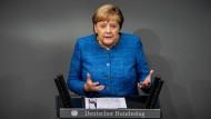 Fordert größere Anstrengungen für den Klimaschutz: Bundeskanzlerin Angela Merkel (CDU)