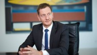 Michael Kretschmer (44, CDU) has been Saxon Prime Minister for two years. He is one of the Conservatives of the CDU, but now has to form a government with SPD and Greens.