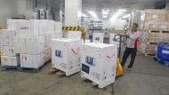 EU-Behörde meldet Betrugsversuche mit Corona-Impfstoff in Milliardenhöhe