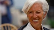 Noch-IWF-Chefin Christine Lagarde