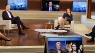 TV-Kritik Anne Will: Jens Spahn hält Hof und erteilt sich die Absolution