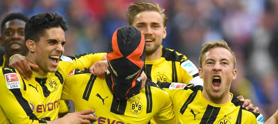 Aubameyang Spaltet Mit Maskenjubel Gegen Schalke Das Bvb Lager