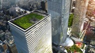 Wie der Düsseldorfer Architekt Ingenhoven in Tokio Hochhäuser baut