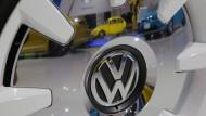 Volkswagen-Präsentation bei der Internationalen Auto-Show in Toronto 2019