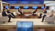"""TV-Kritik """"Anne Will"""": Keine Quote für das Kanzleramt"""
