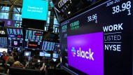 Kauft Salesforce Slack für über 20 Milliarden Dollar?