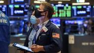 Amerikas Börsen steigen auf neues Allzeithoch