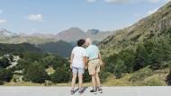 Werden die Menschen mit dem Alter doch unglücklicher?