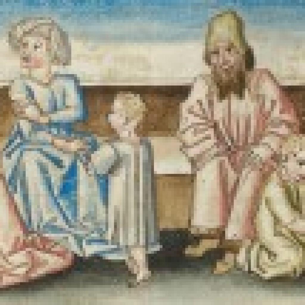 """Regina Toepfers Studie über """"Kinderlosigkeit"""" im Mittelalter"""