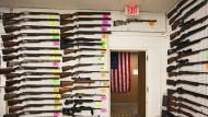 Buddhist und Waffenbesitzer: Auch Amerikas liberale Mittelklasse rüstet auf