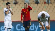 Ilkay Gündogan (l.) und Toni Kroos (r.) nach dem Spiel