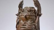 Streitobjekt zwischen unterschiedlichen Interessen: Benin-Bronzekopf aus dem Stuttgarter Linden-Museum