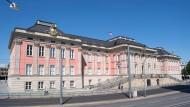 Das Stadtschloss in Potsdam, Sitz des Brandenburger Landtages