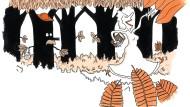 """Was tut man nicht alles für Pfannkuchen? Ole Könneckes Kinderbuch """"Dulcinea im Zauberwald"""""""