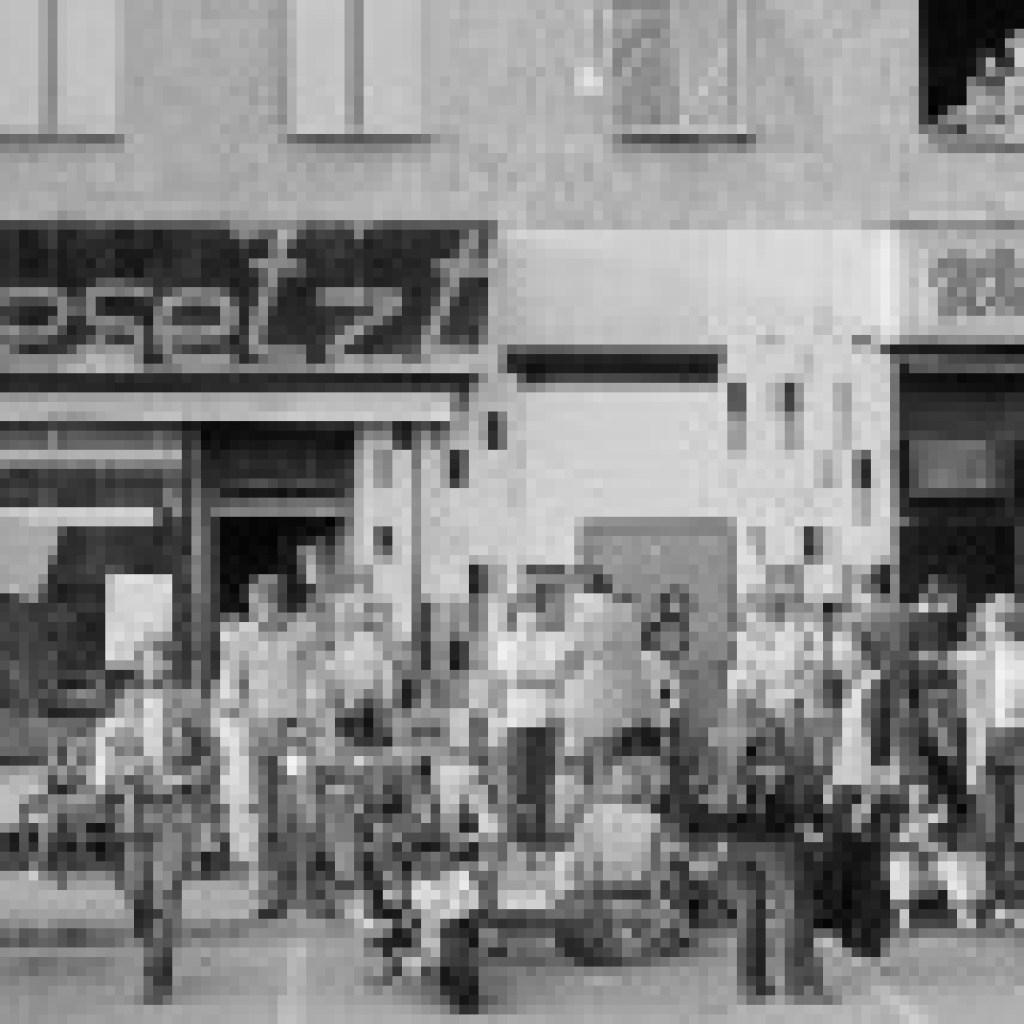 "Heinz Budes, Bettina Munks und Karin Wielands Roman ""Aufprall"""