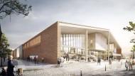 In der Mall der Moderne: Die neuen Planungen zum Museum des 20. Jahrhunderts