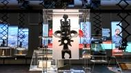 """Redende Köpfe und sprechende Masken: Ein Blick in die Ausstellung """"Nach der Natur"""" der Humboldt-Universität"""