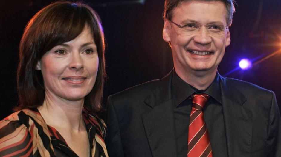 Gunther Jauch Und Frau Dorothea Ziehen Vor Menschenrechtsgericht