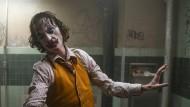 """""""Joker"""" ist in elf Kategorien nominiert: Unter anderem für den besten Film, Joaquin Phoenix als bester Hautdarsteller und Todd Phillips für beste Regie"""