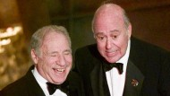 "Im Jahr 1999 hat Carl Reiner (r.) mit Mel Brooks für ""The 2000 Year Old Man in the Year 2000"" einen Grammy gewonnen."