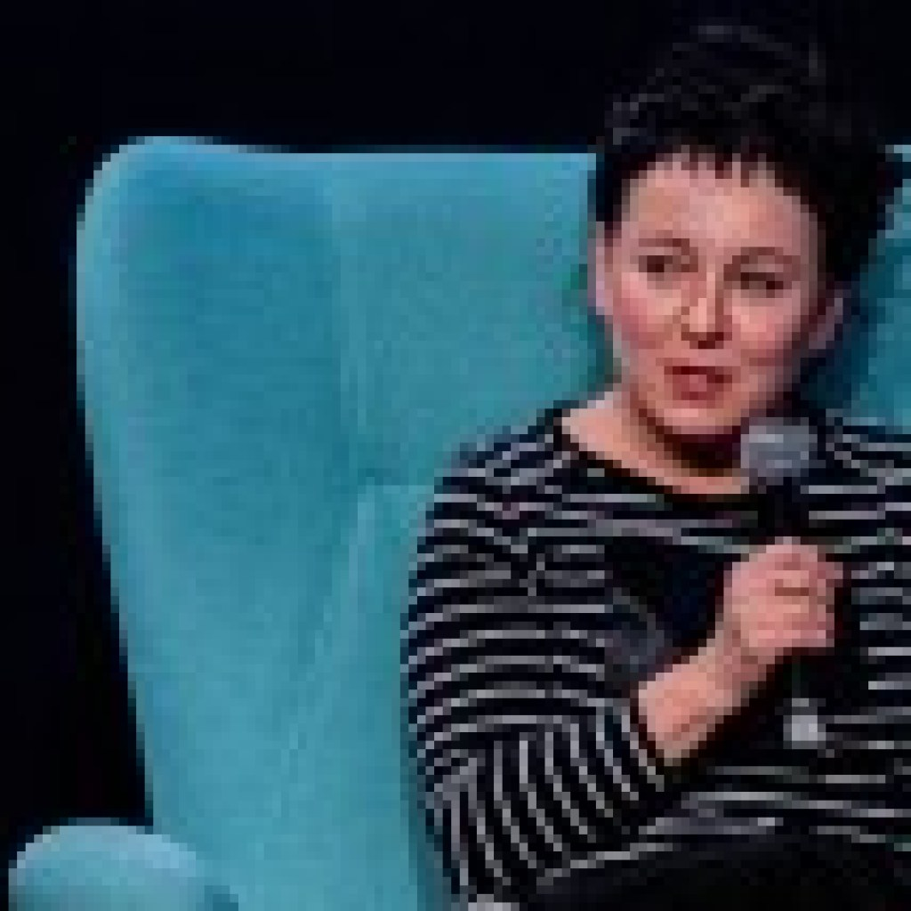 Erzählband von Olga Tokarczuk: Ein anderer Mensch existiert, weil er dich anschaut