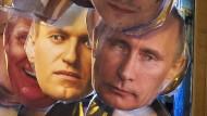 Nawalnyj gegen Putin: Diesmal macht der Unfehlbare Ernst
