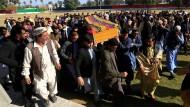 Anschlag der Terrorgruppe IS: Journalistin in Afghanistan ermordet