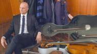 Eckart Runge, das letzte verbliebene Gründungsmitglied, verließ das Artemis-Quartett 2019 nach dreißig Jahren.