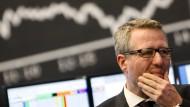 Skepsis: Viele Börsenprofis trauen der Erholung nicht