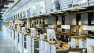 Tote Hose am Flughafen - keinen Dividende von Betreiber Fraport