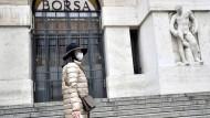 Die Börse Mailand könnte zum Verkaufsobjekt werden.