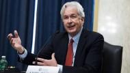 CIA-Direktor William Burns am 24. Februar in Washington