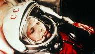 Vor 60 Jahren umrundete Juri Gagarin als erster Mann im Weltraum die Erde