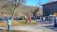Hunderte Menschen bei Trauermarsch für getöteten 13-Jährigen in Sinsheim