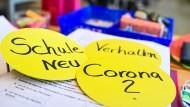 Nordrhein-Westfalen: Jeder vierte Lehrer zeigt in Pandemie Anzeichen von Burnout