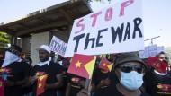 Abiy Ahmed weist an: Äthiopische Armee soll in Tigray einmarschieren