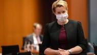 Wahl zur SPD-Landeschefin: Giffey will Bürgermeisterin von Berlin werden