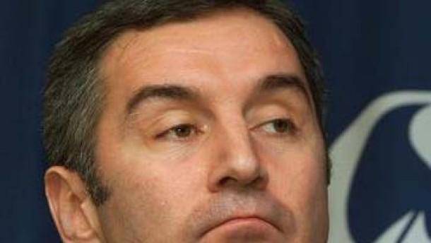 »Mafia-Staat« Foreign Affairs  Milo Djukanovic
