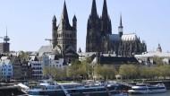 Offen für Migranten: Köln will Menschen aus Moria aufnehmen.
