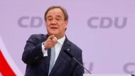 Neuer CDU-Vorsitzender Laschet: Keine Experimente