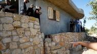 Einer der Schauplätze, an denen am Sonntag Palästinenser bei einer Razzia im Westjordanland getötet wurden.