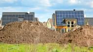 Fotovoltaikanlagen  sind das eine: Deutschland braucht aber auch mehr