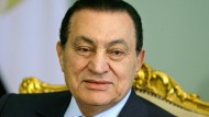 Am Ende vom Volk davongejagt: Ägyptens Langzeitherrscher Husni Mubarak