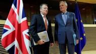 Barnier und Frost sollen weitermachen