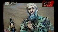 """Dschihad: Bin Ladin """"empfiehlt"""" die Anschläge vom 11. September zur Nachahmung."""