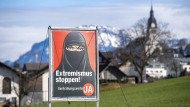 Mehrheit bei Volksabstimmung: Die Burka wird in der Schweiz verboten