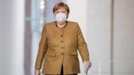 Corona-Lockerungen: Merkel will Öffnungsschritte mit umfangreichen Tests absichern